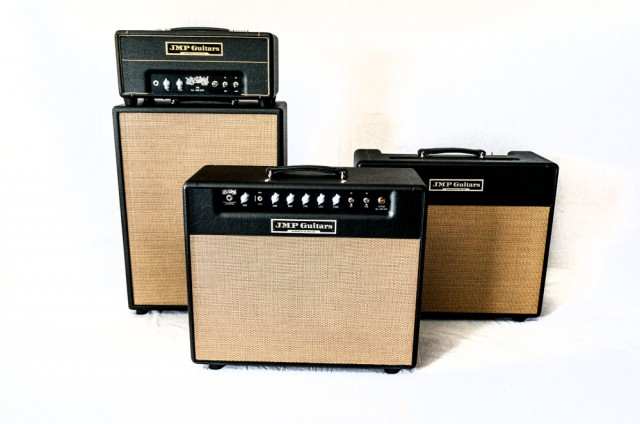 JMP Guitars Handmade Tube Amplifiers