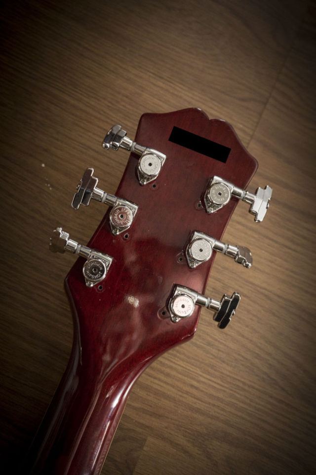 AlleyKat Upgrade - Hipshot Open Back Locking Tuners