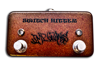Switch Hitter Channel - Reverb Switch by JMP Guitars